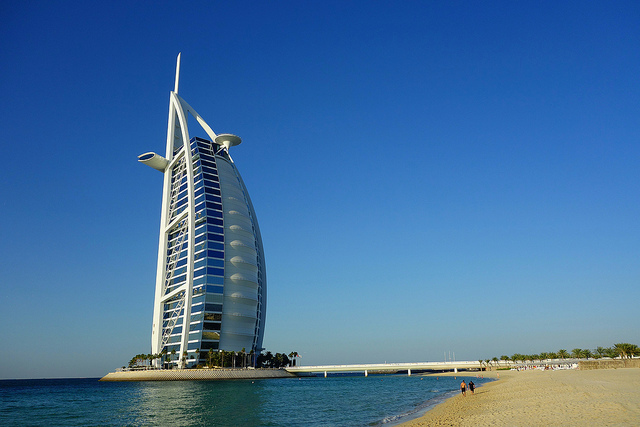 hotel 7 étoiles Dubai