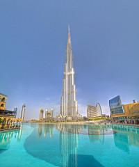 Burj Khalifa tour Dubaï