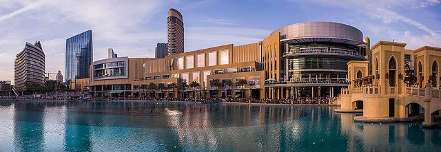 centre commercial Dubai