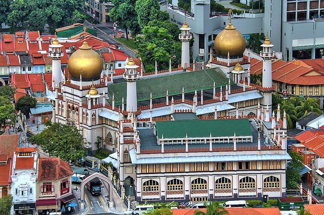 mosquée de Kampong Glam