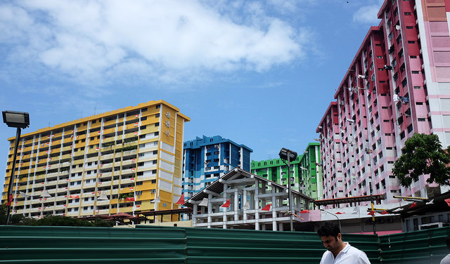 Rochor Center Singapour