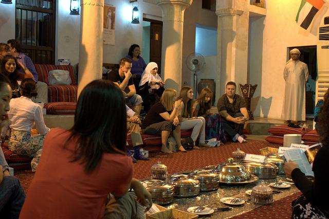centre pour la compréhension culturelle du Sheikh Mohammed
