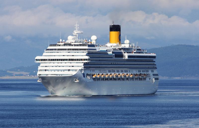 navire Costa Pacifica