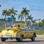 vieille voiture américaine La Havane