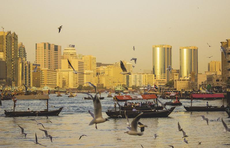 baie de Dubai