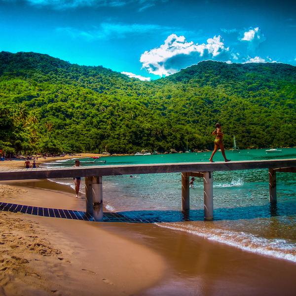 plage d'ilha Grande
