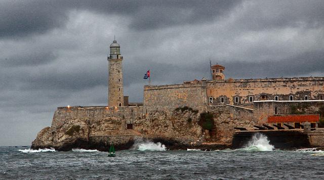 Castillo del Morro La Havane