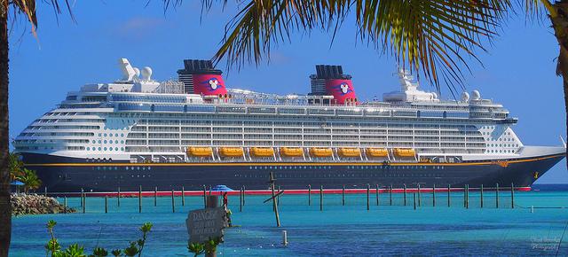 Disney Fantasy à Castaway Cay