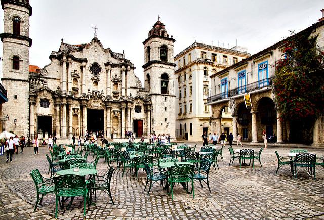 Cathédrale la Havana