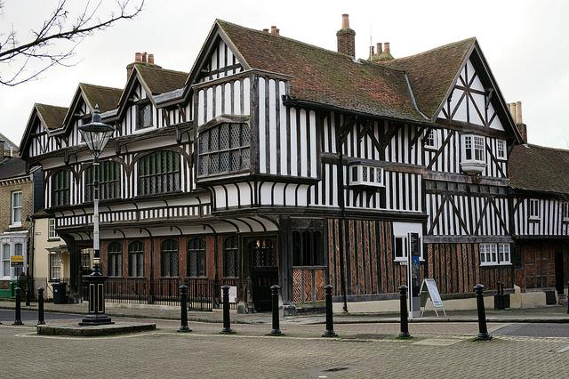 Maison Tudor Southampton