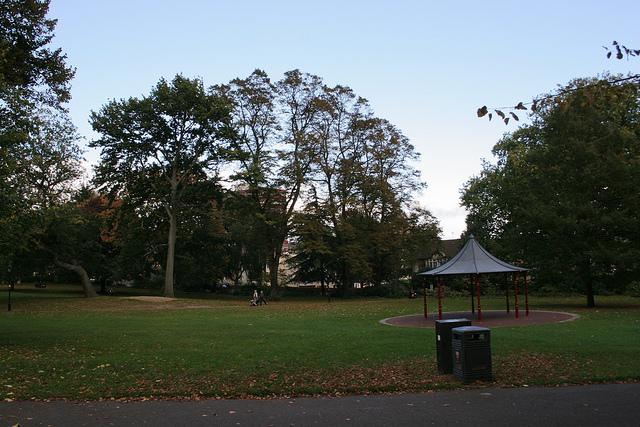 Palmerston Park à Southampton