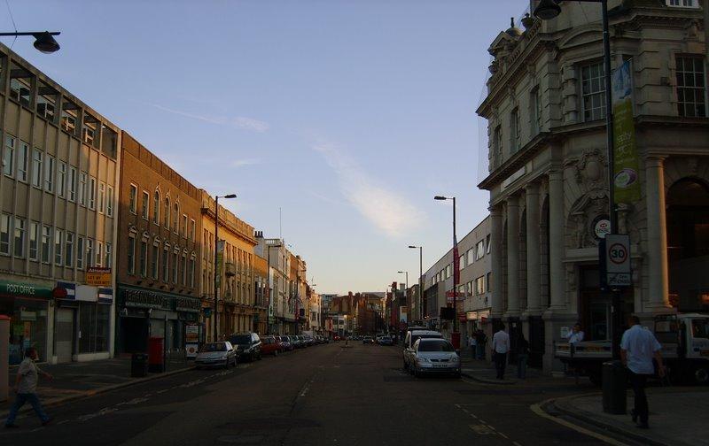 rue de Southampton