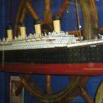maquette du Titanic