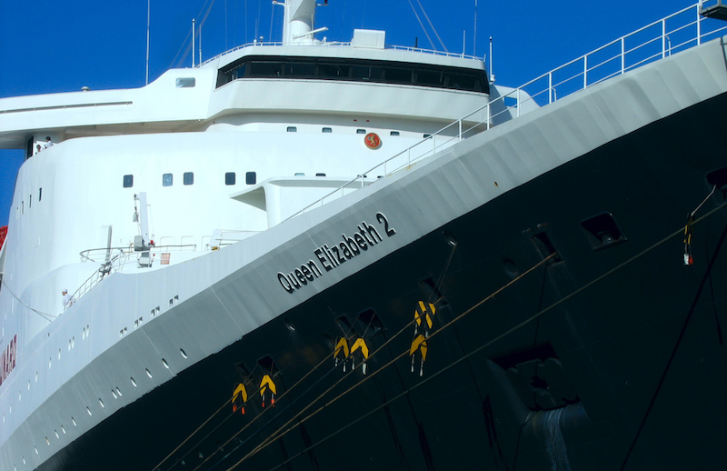 queen Elizabeth 2 Cunard
