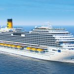 navire Venezia costa croisières