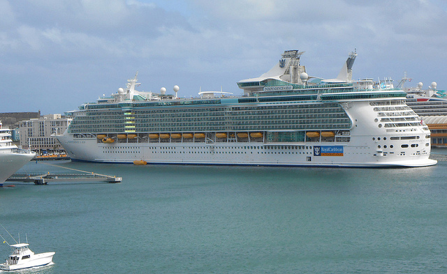 indépendance of the seas royal caribbean