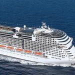 navire MSC Grandiosa