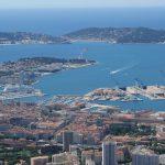 Toulon bord de mer