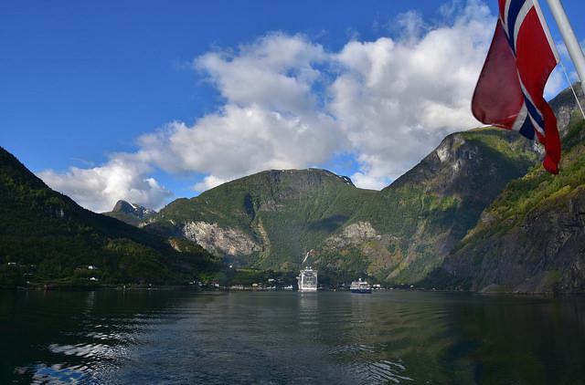 croisière dans les fjords Norvège