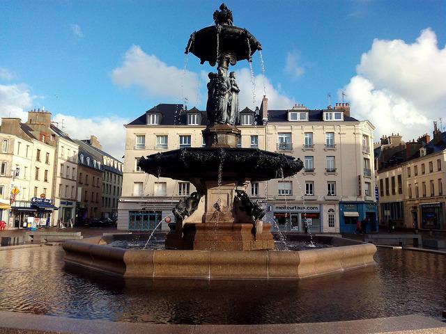 Fontaine Mouchel