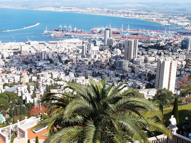 escale à Haifa