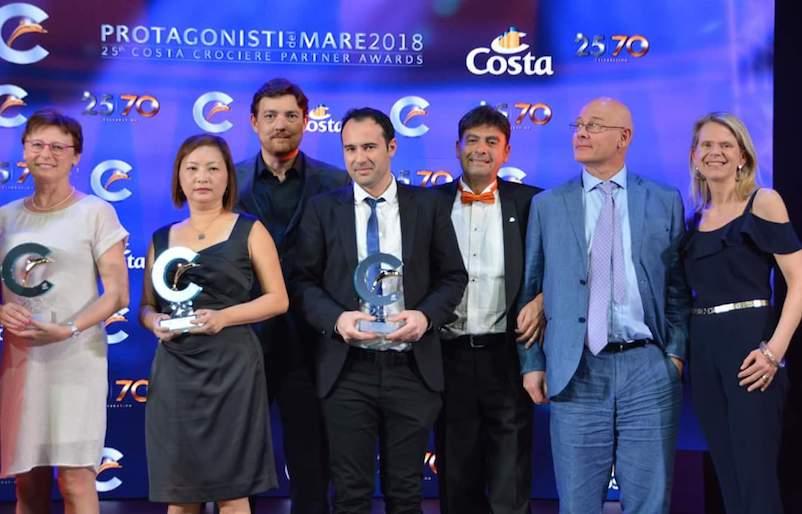 lauréats de la mer prix de la meilleure progression internet croisière club