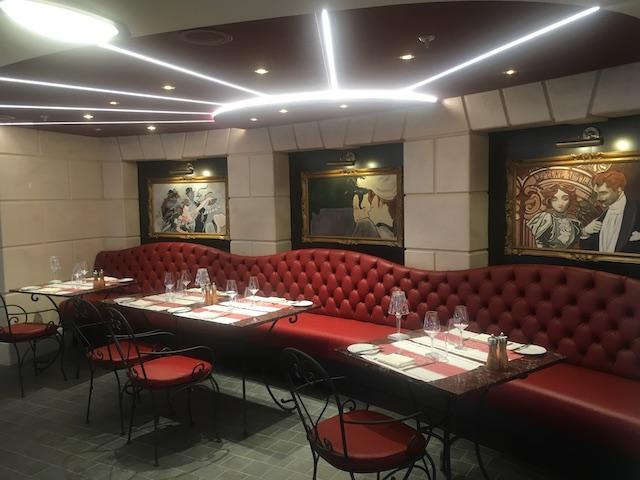 restaurant bistrot seaview