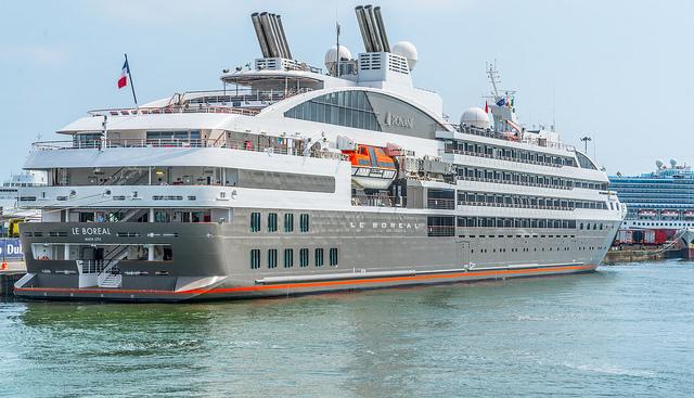 navire boréal ponant