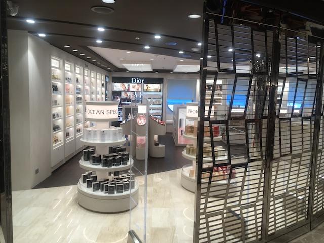 parfumerie magasin msc serview