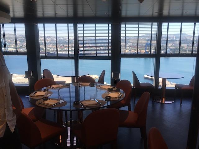 restaurant Seaview