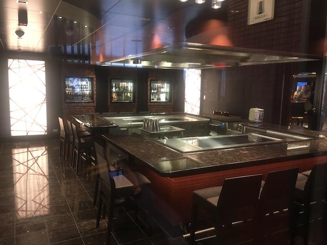 Pan Asian Market Kitchen par Roy Yamaguchi restaurant MSC Seaview