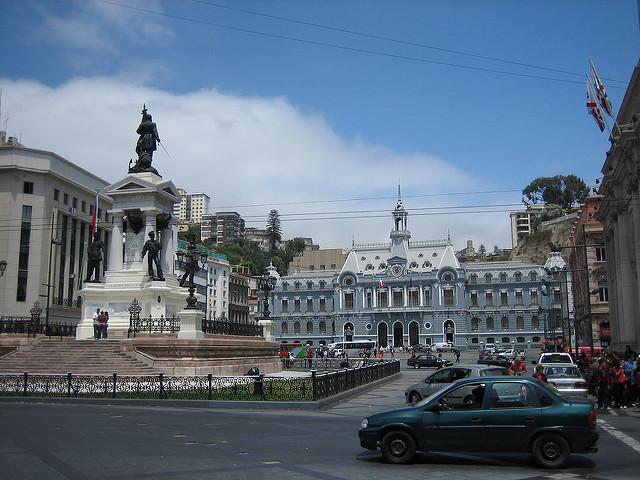 centre Valparaiso