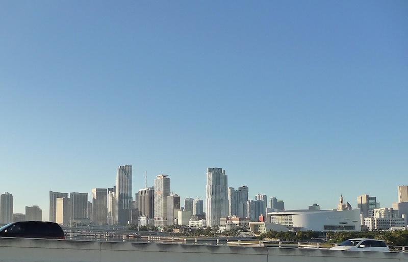 escale Miami