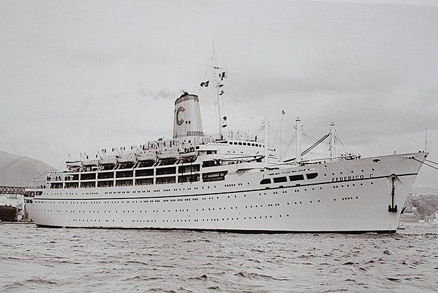 navire costa Federico C