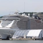 msc seaview port de gênes