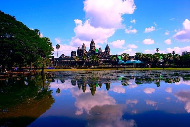 ankor cambodge