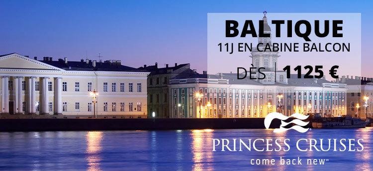 Mer Baltique, 12 jours