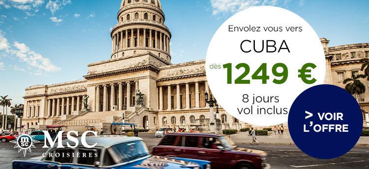 *Cuba, 8 jours