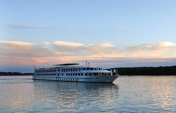 Le beau Danube Bleu. (Formule port/port), 6 jours - BUC_PP