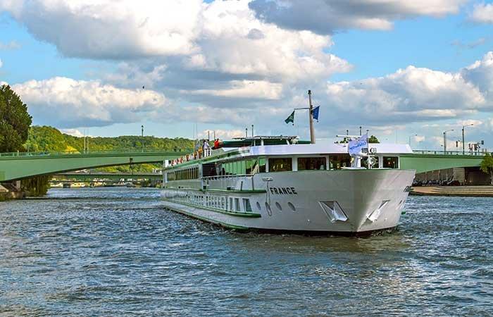 Week-end de fête en croisière sur le Rhin, 2 jours - THE_A90