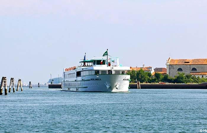Venise, les îles de la lagune et le Pô, 7 jours - VEB