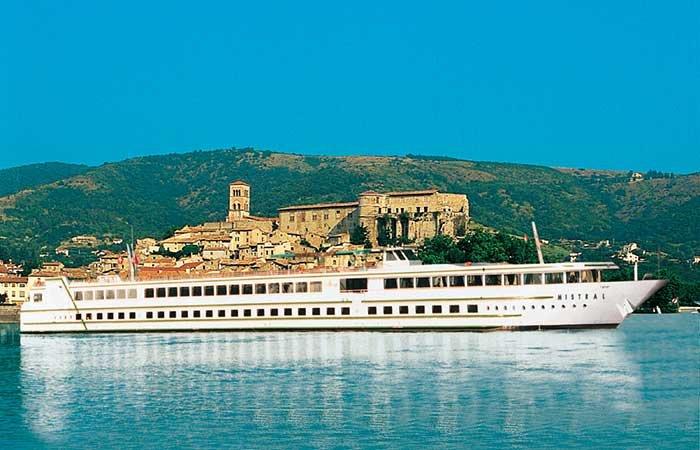 Week-end de fête en croisière sur le Rhône, 2 jours - THL_TUB