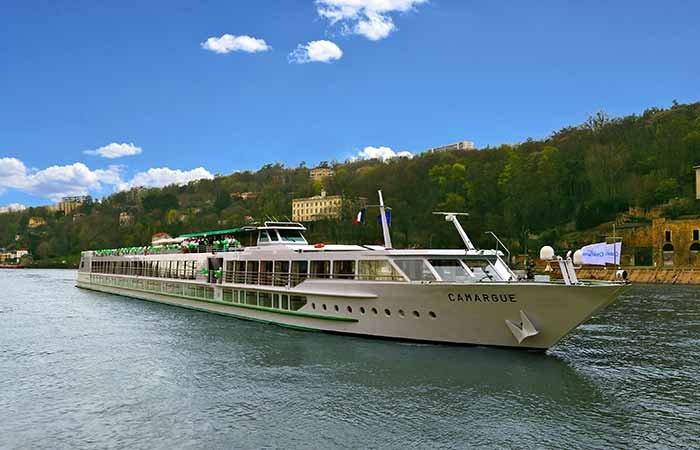Croisière exceptionnelle sur la Saône pour accueillir le Beaujolais Nouveau (formule port/port), 5 jours - BJL_PP