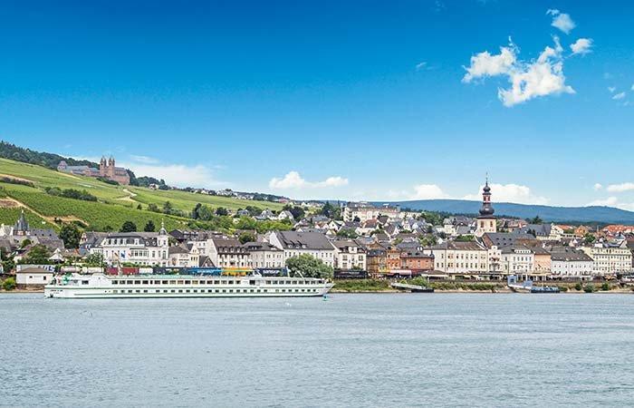 Week-end de fête en croisière sur le Rhin, 2 jours - THE_HAL