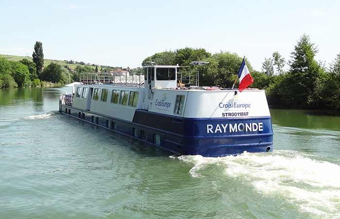 Paris prestige & croisière sur le canal Saint-Martin, 4 jours - PAM