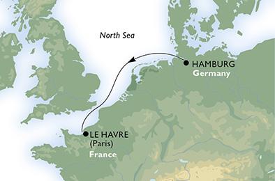 Europe du Nord, 3 jours