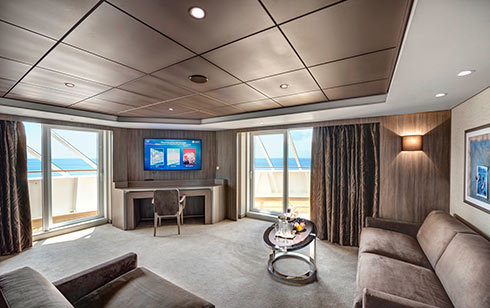>MSC Yacht Club Suite Royale