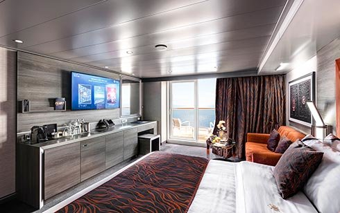 >MSC Yacht Club Suite Deluxe