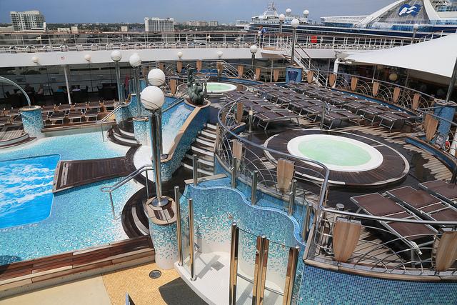 piscines extérieures msc musica