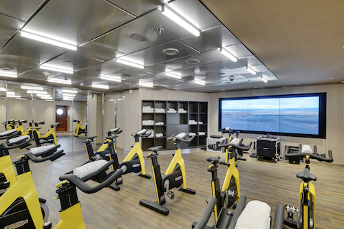 salle fitness msc seaside